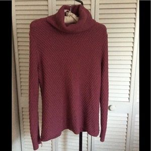 New York & Company Cowlneck  Sweater